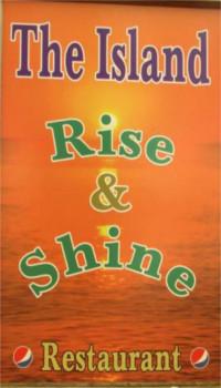 The Island Rise  Shine Restaurant